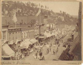 Goldberg's grocery - 1894