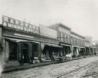 Deadwood ca. 1888