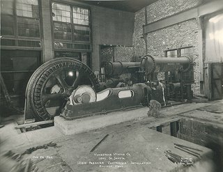high pressure compressor photo - 1922