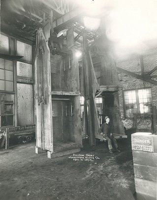 Homestake elevators photo