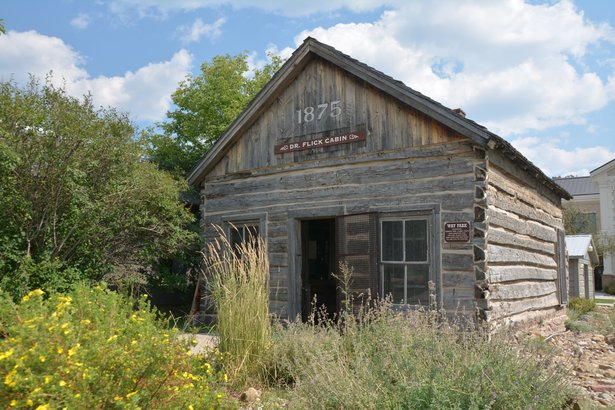 The Dr. Flick Cabin - Custer 2015 image