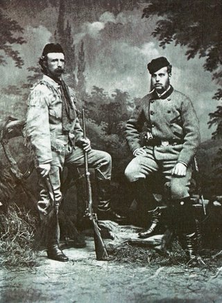 Grand Duke Alexis and Custer
