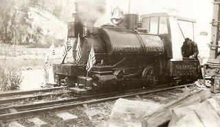 J.B. Haggin Locomotive