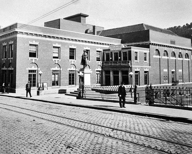 Historic photo - Lead Opera House