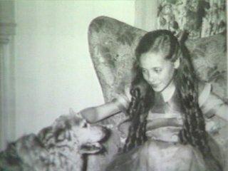 mary ellis borglum as a young girl