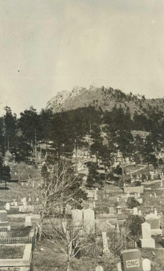 Mount Moriah Cemetary Deadwood