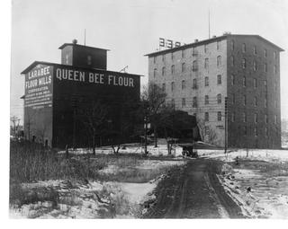 Queen Bee Mill ca. 1920