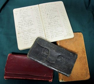 Ledger Books
