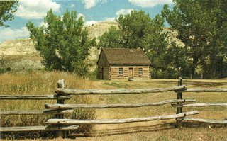 Teddy Roosevelt's ranch