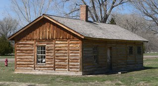 Fort Robinson Guard House