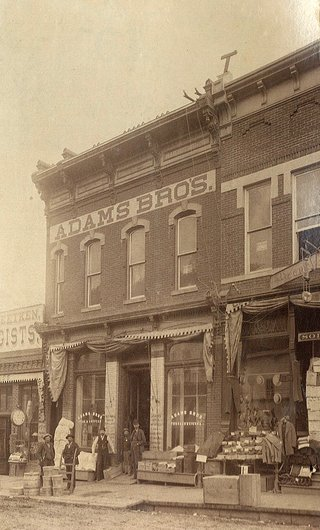 Adams Grocery, deadwood