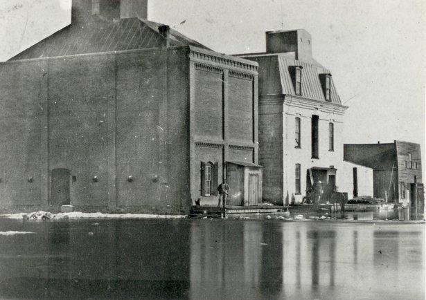 excelsior flour mill 1881