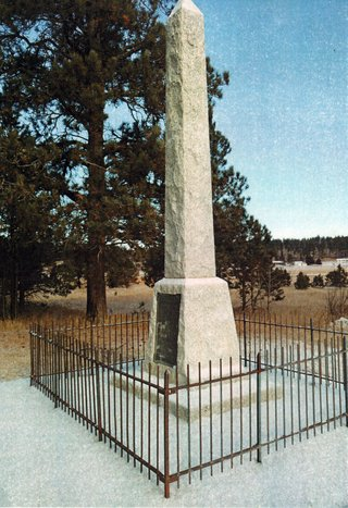 Annie Tallent Memorial