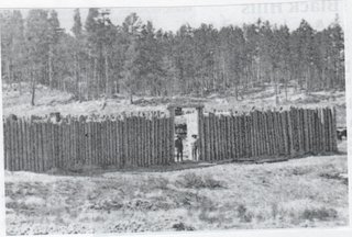 gordon stockade - early photo