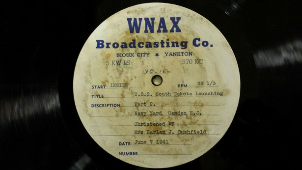 image of old record