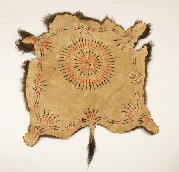 buffalo robe artwork