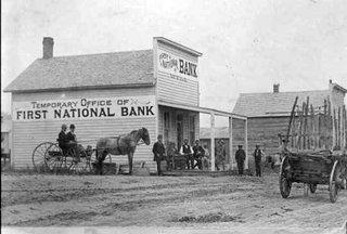 buffalo gap ca. 1890