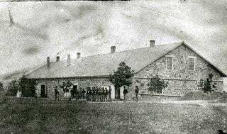 enlisted mens barracks