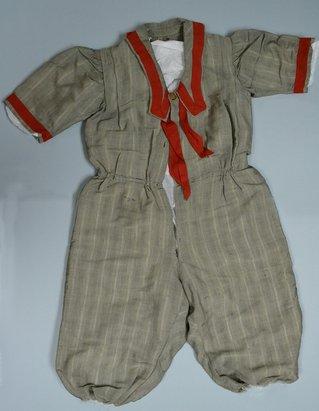 girl scout camping uniform