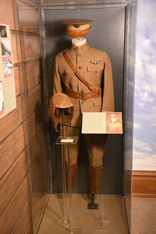 world war one uniform