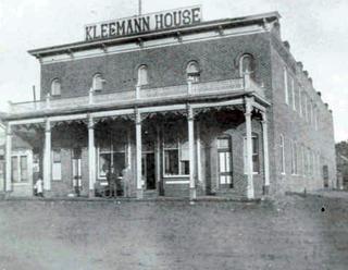 kleeman house hotel, custer