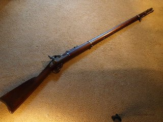 custer's rifle