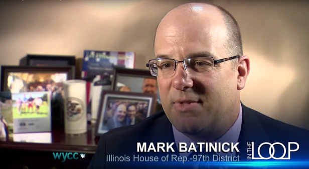 State Representative Mark Batinick, (R-Plainfield)