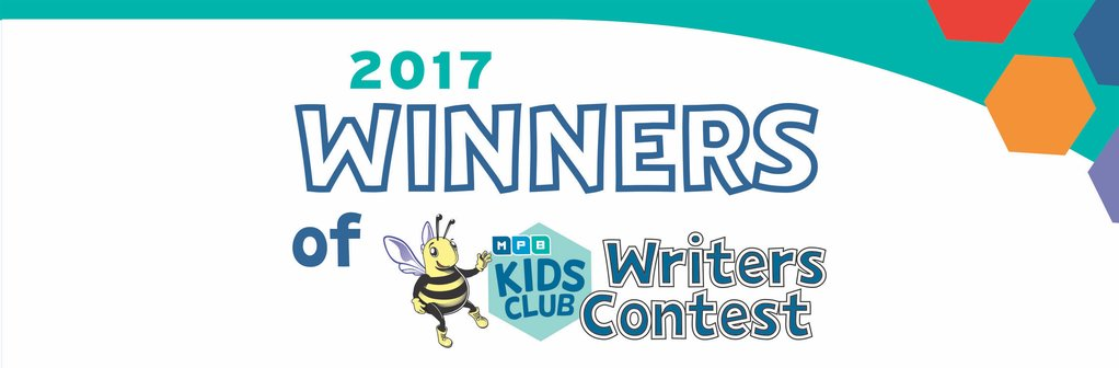 2017 MPB KIDS CLUB Writer's Contest Winners
