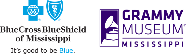Sponsored by: Blue Cross Blue Shield of Mississippi, The Grammy Museum Mississippi