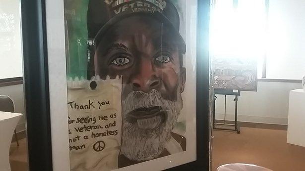A Veteran, Not Homeless