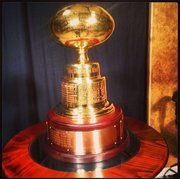 Egg Bowl Trophy