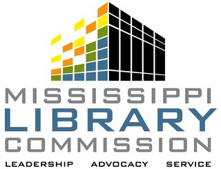 Mississippi Library Commission Logo Partner for The Great American Read