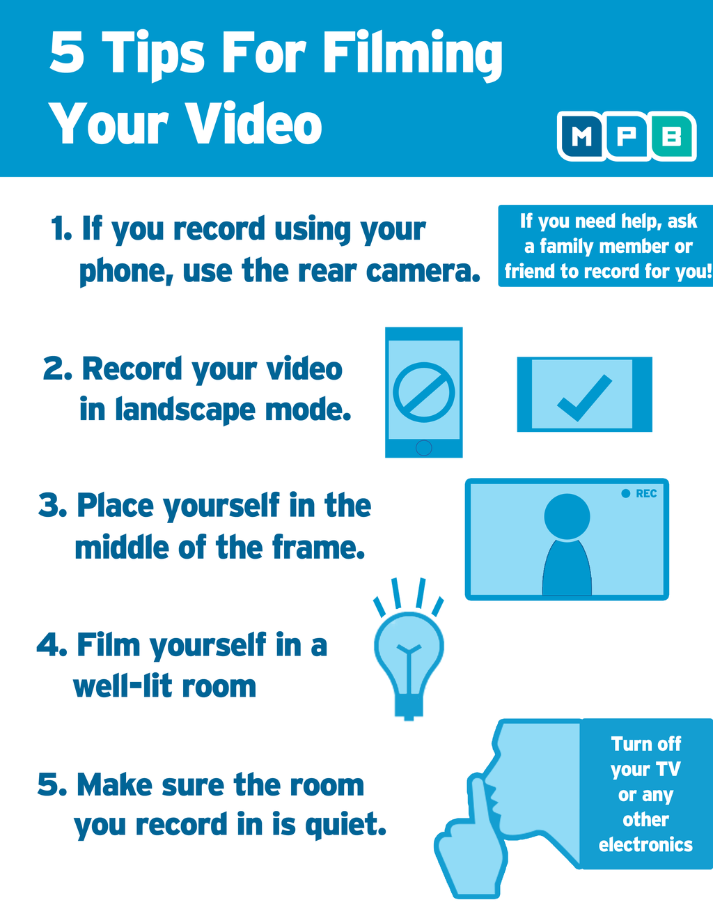 Video Submission Tips