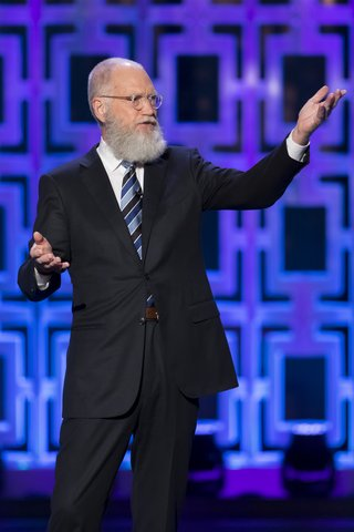 David Letterman The Kennedy Center Mark Twain Prize