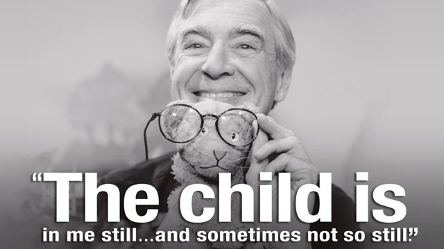 Share Mister Rogers words to live by