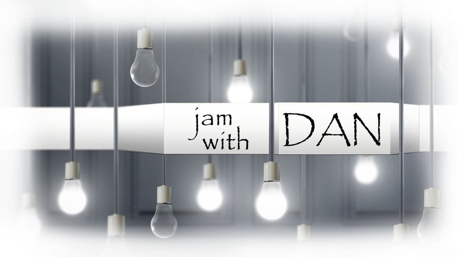 Jam with Dan logo