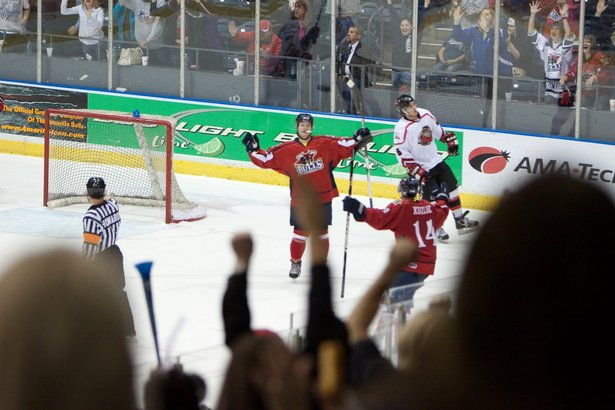 Amarillo Bulls will play the Shreveport Mudbugs on Friday and Saturday.
