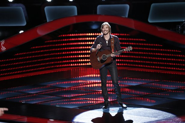 """""""The Voice"""" contestant Austin Allsup will perform at 10 p.m. Friday at Hoots Pub."""