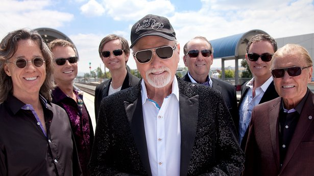 The Beach Boys, featuring original member Mike Love, will perform Saturday in the Amarillo Civic Center Complex Auditorium.
