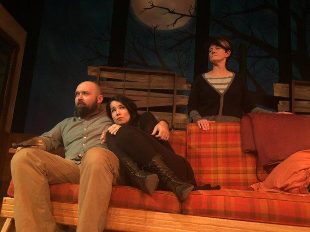 """Amarillo Little Theatre's """"The Birds"""" runs through Nov. 13."""