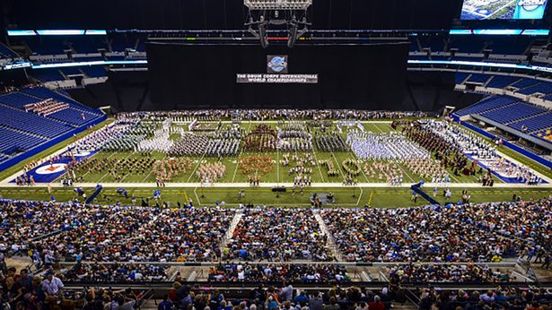 Drum Corps International's preliminaries will stream live Aug. 11.