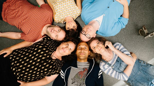 """""""Don't Think Twice"""" explores life in an improv comedy troupe."""