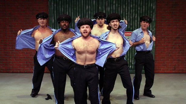 """""""The Full Monty"""" rounds out its run at Amarillo Little Theatre this weekend."""