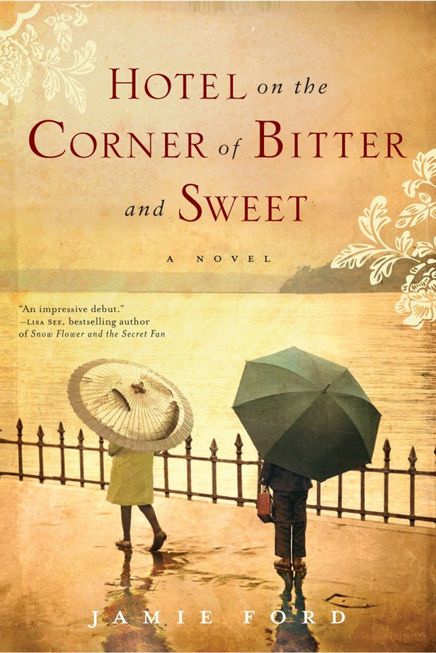 """""""Hotel on the Corner of Bitter and Sweet"""" is this year's Amarillo College Common Reader."""