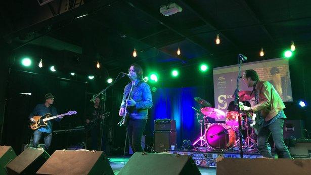 Ian Moore performed Sept. 29 at Hoots Pub.