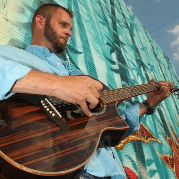 Amarillo singer-songwriter J. Trial will play at 8 p.m. Friday at The Burger Bar.