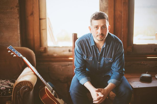 Americana singer Jared Deck will perform Aug. 25 at Golden Light Cantina.