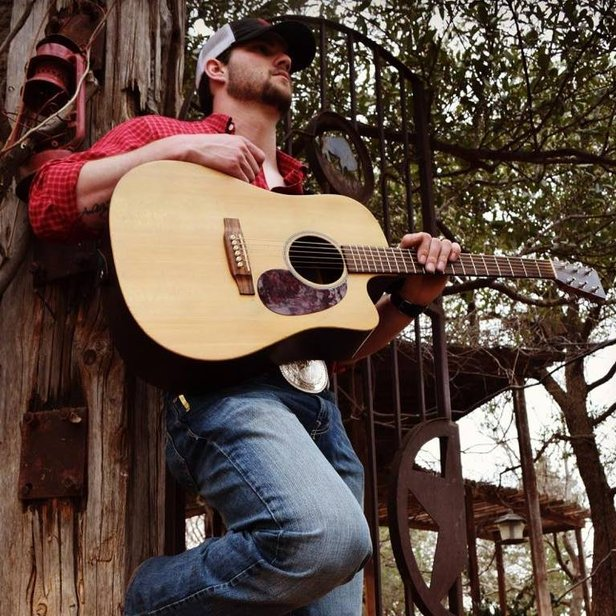 The Justin Kemp Band will perform at Whiskey River today and Butler's on Saturday.