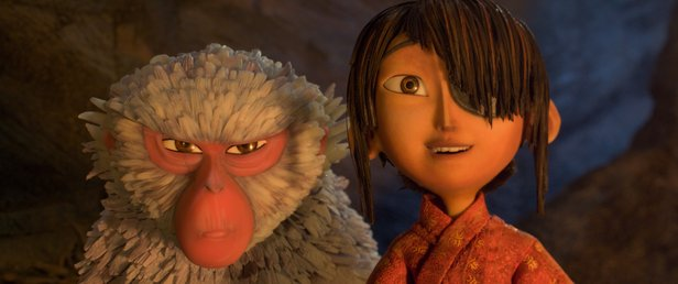 """Kubo and the Two Strings"" is the latest from stop-motion animation studio Laika."