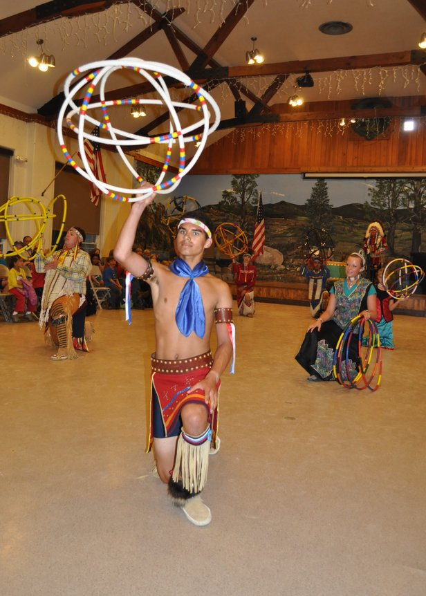 """Kwahadi Dancers's """"Song of the Eagle"""" opens Sunday."""